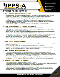 Graphic: 5 Things to Ask your G1 Factsheet