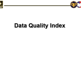 Graphic: USAR Data Quality Index