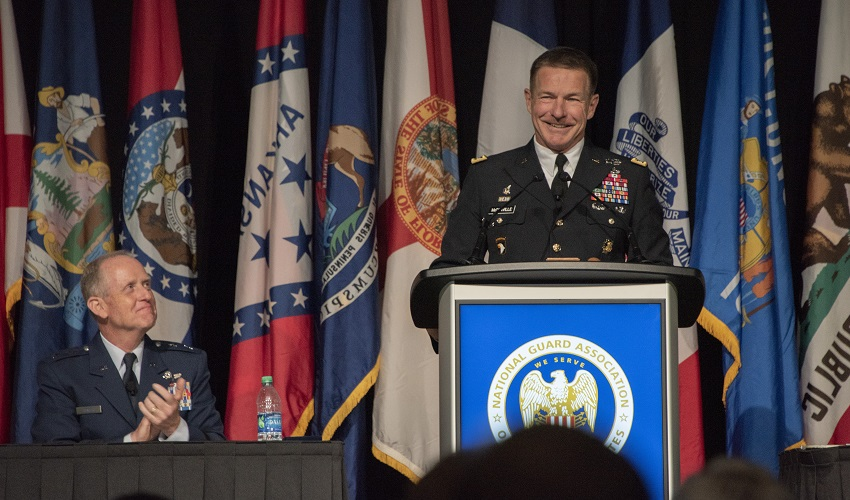McConville: National Guard Paving Way in Talent Management