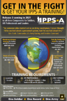 IPPS-A TRADOC Training Poster