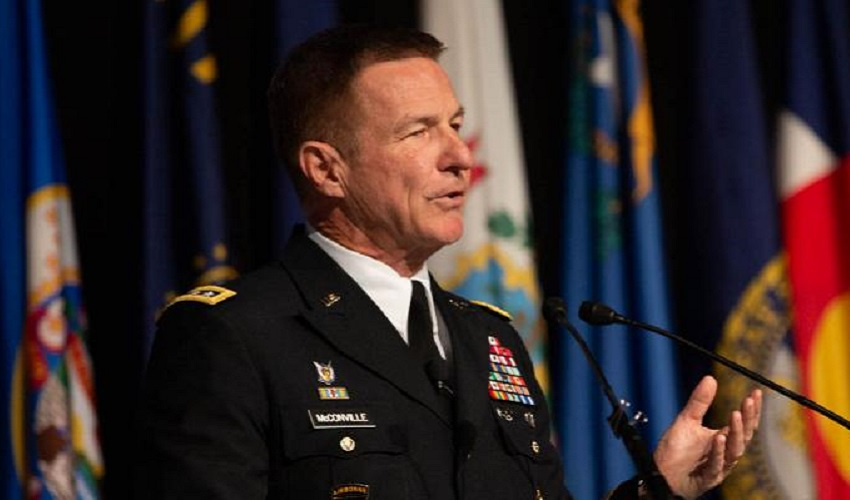 Army Chief Outlines Priorities, Praises Guard